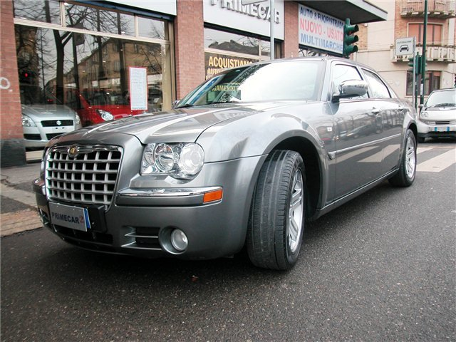 PRIMECAR 2 S.r.L. Chrysler 300C 3.0 V6 CRD cat DPF Sedan