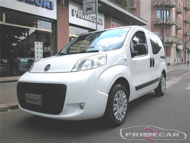 PRIMECAR 2 S.r.L. Fiat Qubo 1.4 8V. 77 CV. Active Natural Power