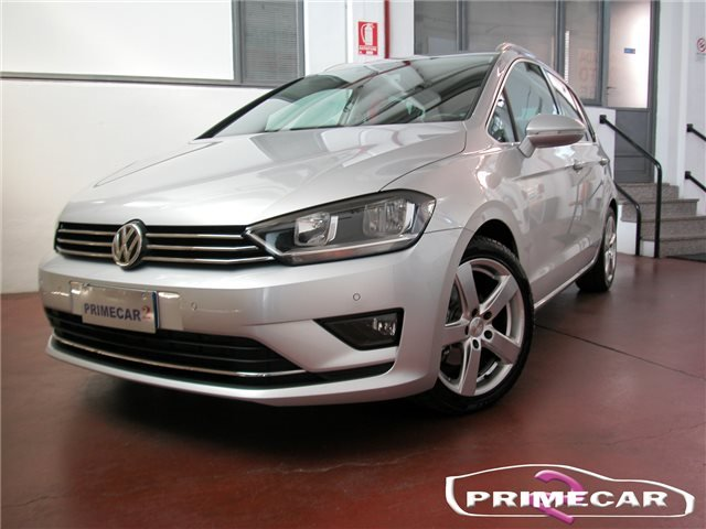 Golf Sportsvan 1.6 TDI 110 CV. DSG Highline