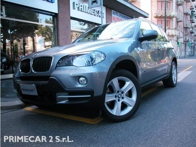 BMW X5 3.0d cat Futura 7 posti + navi + tetto
