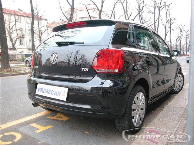 volkswagen polo 1 6 tdi 90 cv dpf 5p comfortline. Black Bedroom Furniture Sets. Home Design Ideas