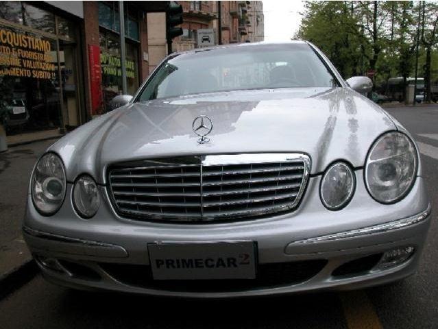 Mercedes benz e 320 cdi cat elegance primecar2 for Prime motor cars mercedes benz